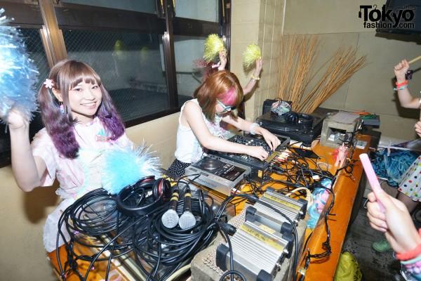 SPANK! Tokyo Kawaii Fashion 9th Birthday Party (17)
