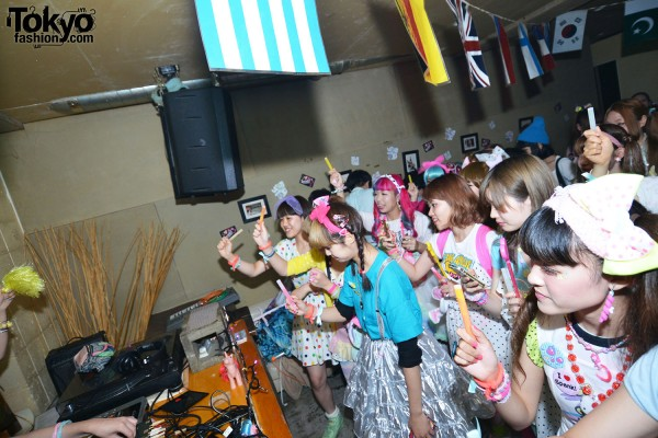 SPANK! Tokyo Kawaii Fashion 9th Birthday Party (18)