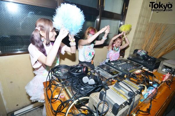 SPANK! Tokyo Kawaii Fashion 9th Birthday Party (20)