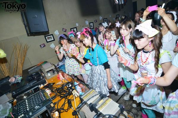 SPANK! Tokyo Kawaii Fashion 9th Birthday Party (21)