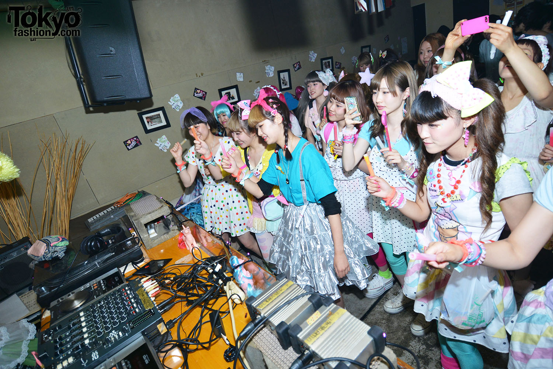 Spank Tokyo Kawaii Fashion 9th Birthday Party 21