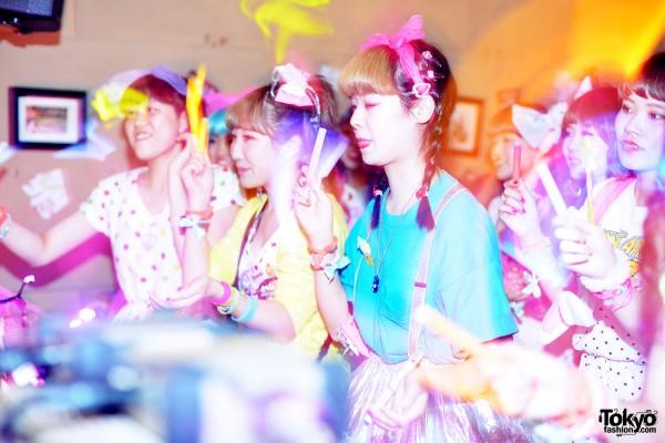 SPANK! Tokyo Kawaii Fashion 9th Birthday Party (23)