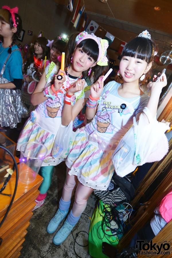 SPANK! Tokyo Kawaii Fashion 9th Birthday Party (26)