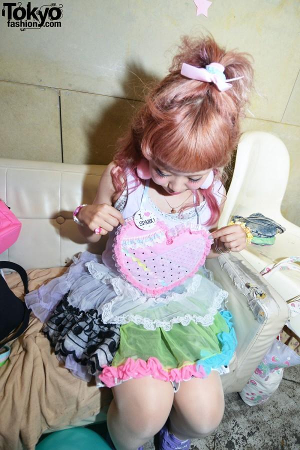 SPANK! Tokyo Kawaii Fashion 9th Birthday Party (34)