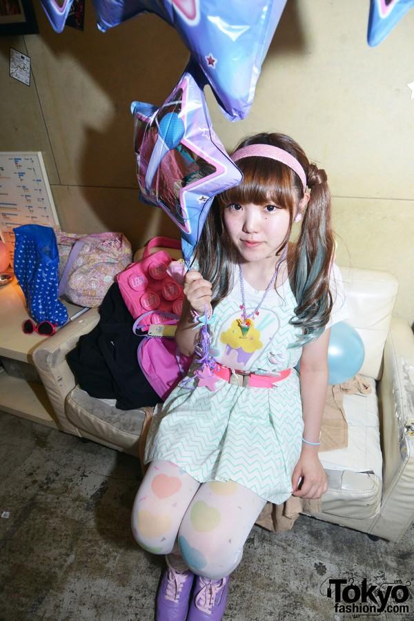 SPANK! Tokyo Kawaii Fashion 9th Birthday Party (38)