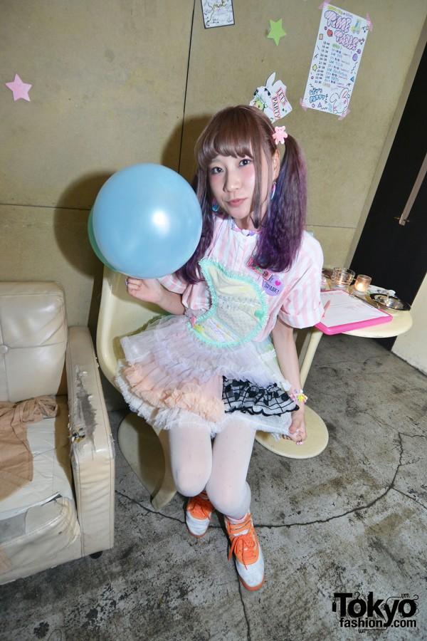 SPANK! Tokyo Kawaii Fashion 9th Birthday Party (44)