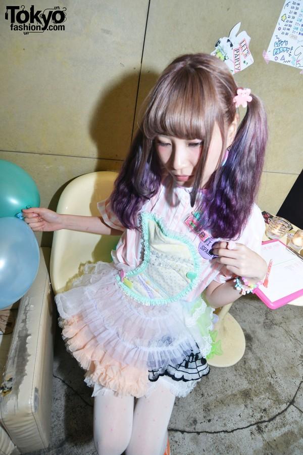 SPANK! Tokyo Kawaii Fashion 9th Birthday Party (45)