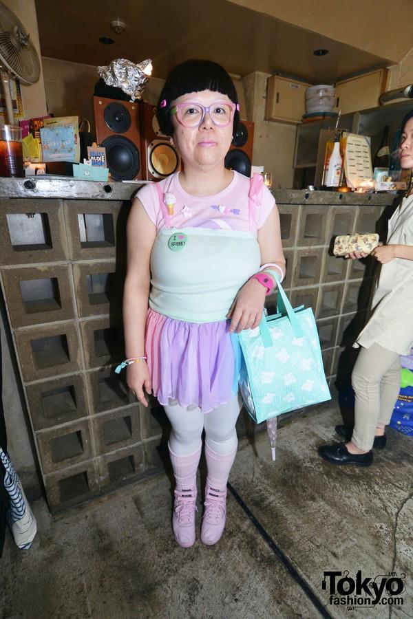 SPANK! Tokyo Kawaii Fashion 9th Birthday Party (48)
