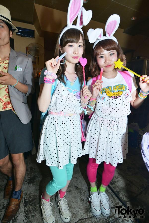SPANK! Tokyo Kawaii Fashion 9th Birthday Party (49)