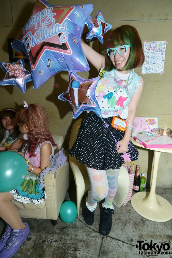 SPANK! Tokyo Kawaii Fashion 9th Birthday Party (53)