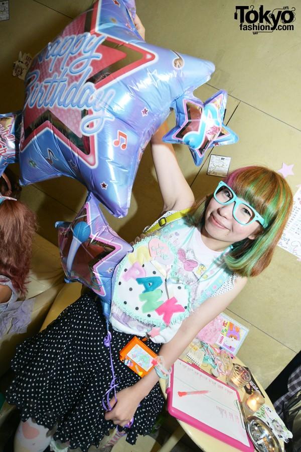 SPANK! Tokyo Kawaii Fashion 9th Birthday Party (54)