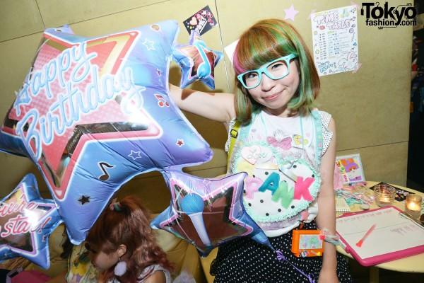 SPANK! Tokyo Kawaii Fashion 9th Birthday Party (55)