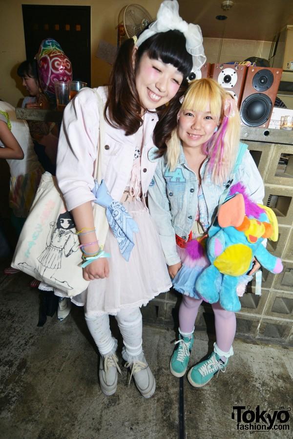 SPANK! Tokyo Kawaii Fashion 9th Birthday Party (56)