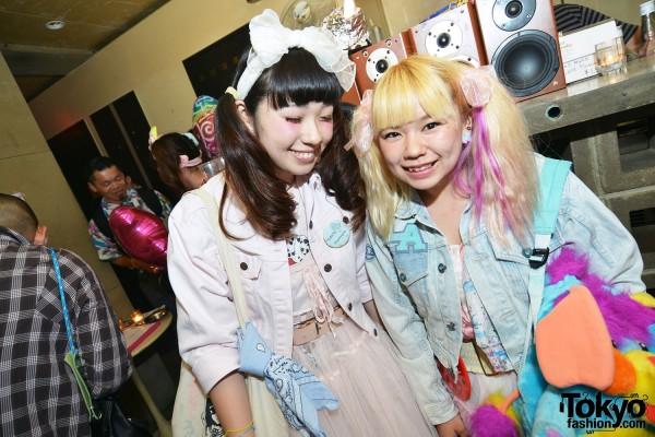 SPANK! Tokyo Kawaii Fashion 9th Birthday Party (57)