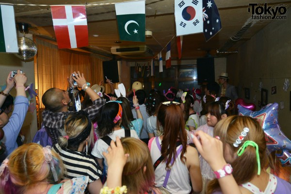 SPANK! Tokyo Kawaii Fashion 9th Birthday Party (59)