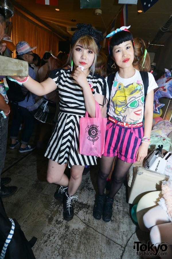 SPANK! Tokyo Kawaii Fashion 9th Birthday Party (60)