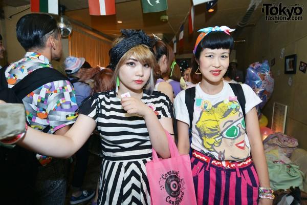 SPANK! Tokyo Kawaii Fashion 9th Birthday Party (61)