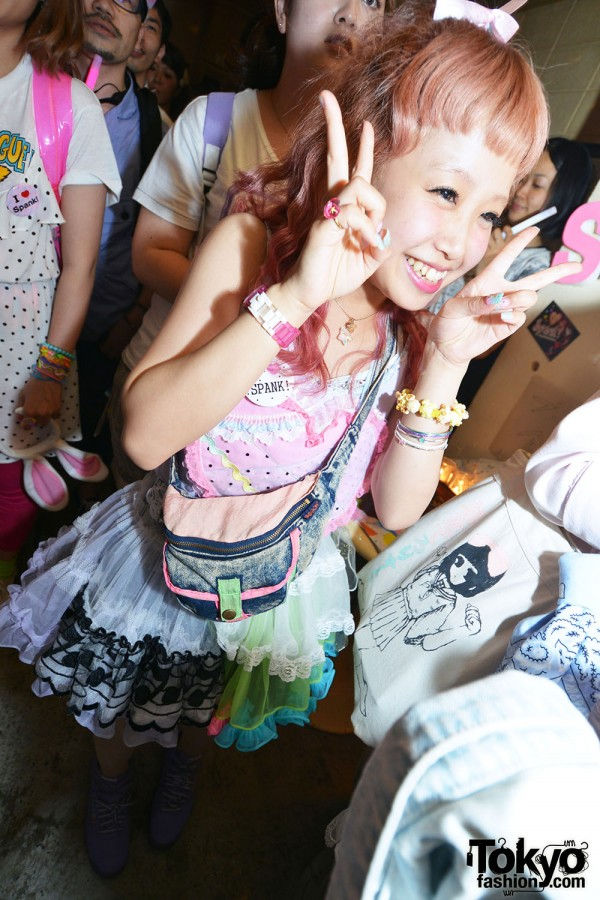 SPANK! Tokyo Kawaii Fashion 9th Birthday Party (63)