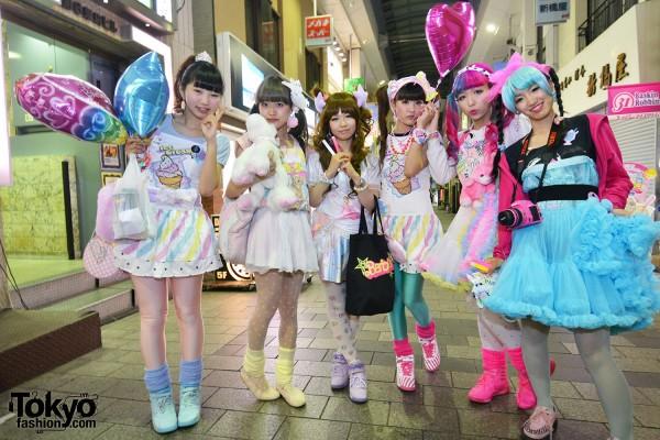 SPANK! Tokyo Kawaii Fashion 9th Birthday Party (66)