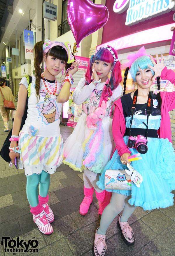 SPANK! Tokyo Kawaii Fashion 9th Birthday Party (67)