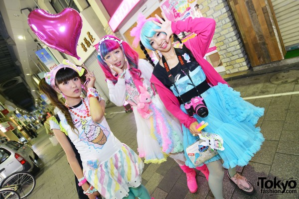 SPANK! Tokyo Kawaii Fashion 9th Birthday Party (68)