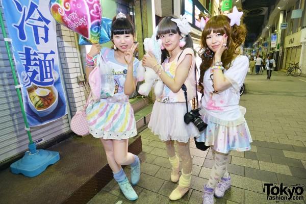 SPANK! Tokyo Kawaii Fashion 9th Birthday Party (69)