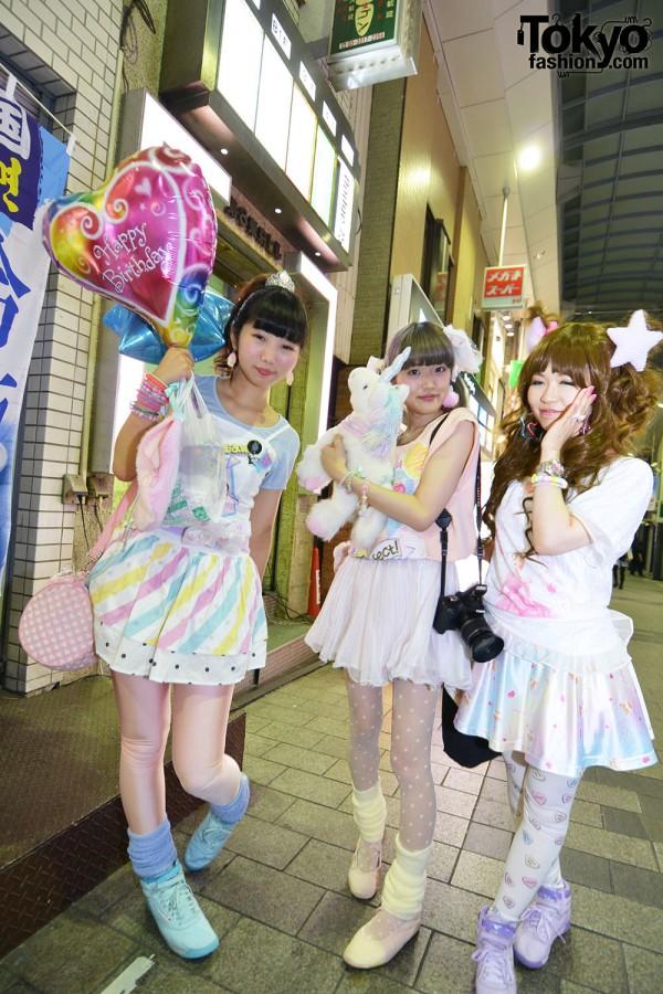 SPANK! Tokyo Kawaii Fashion 9th Birthday Party (70)