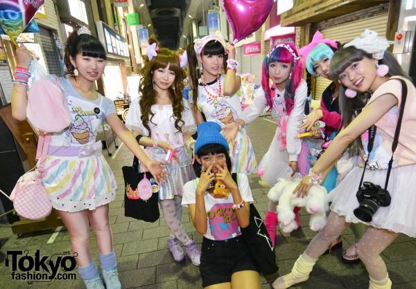 SPANK! Tokyo Kawaii Fashion 9th Birthday Party (71)