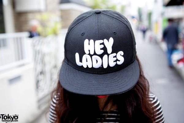 """New Era """"Hey Ladies"""" Cap"""