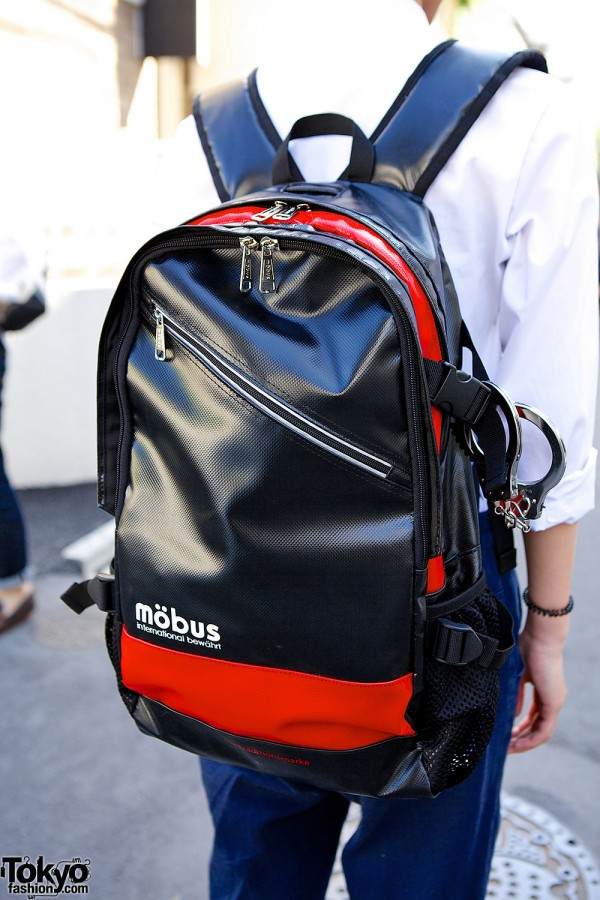 Mobus backpack