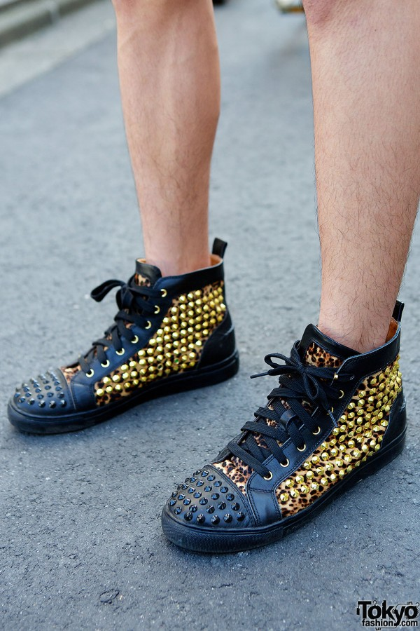 Harris Brown sneakers