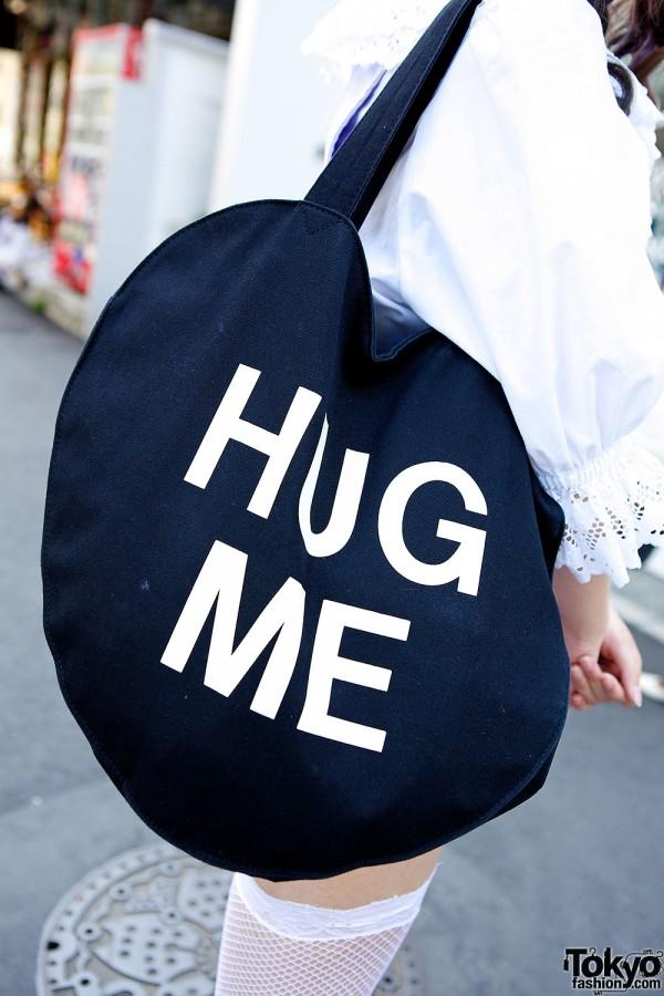 Hug me bag