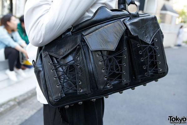 Black Peace Now Bag