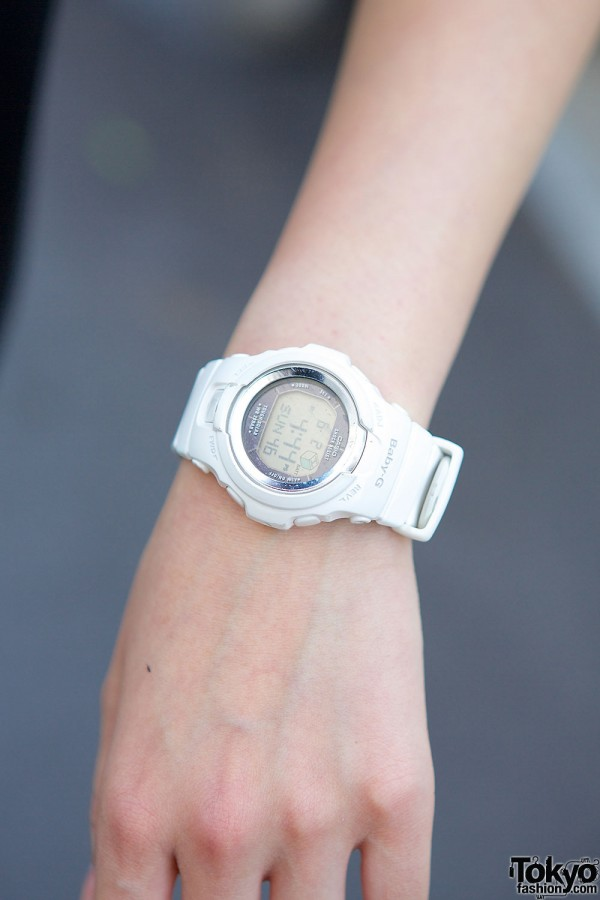 Baby-G G-Shock Watch