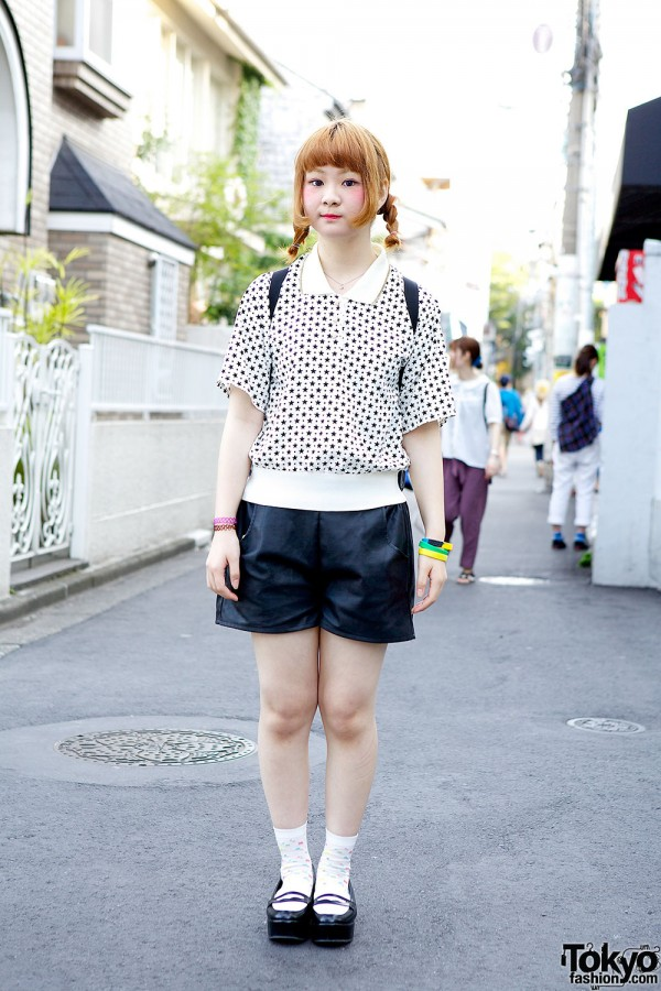 Kinji T-shirt Wego Shorts