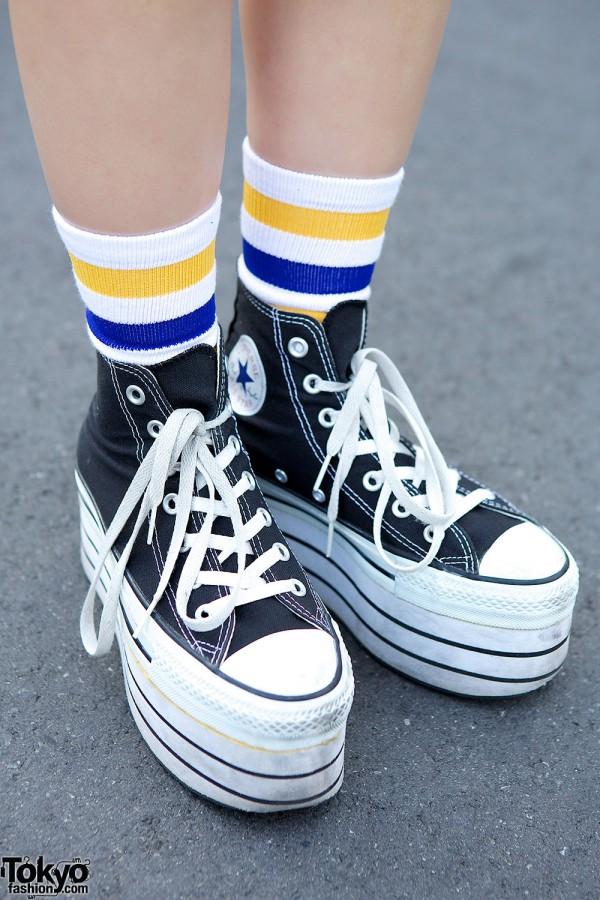 Nadia Harajuku Sneakers