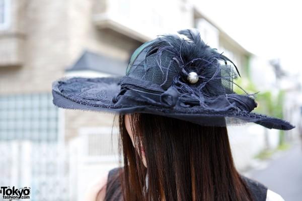 h.NAOTO hat