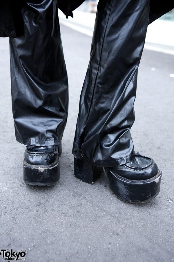 Yoyoyosuke boots