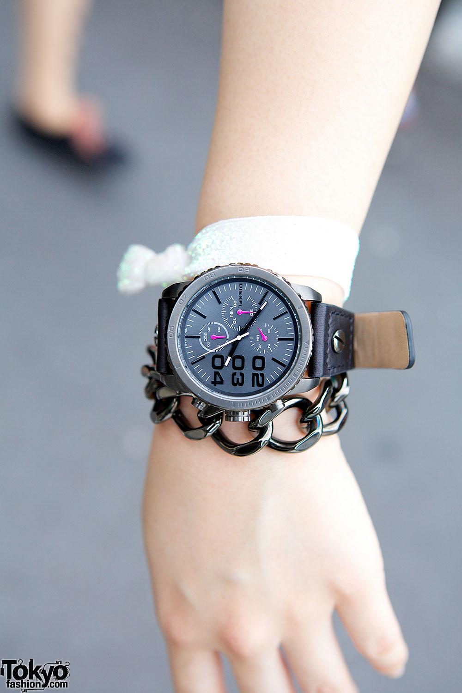 Diesel Watch Tokyo Fashion News