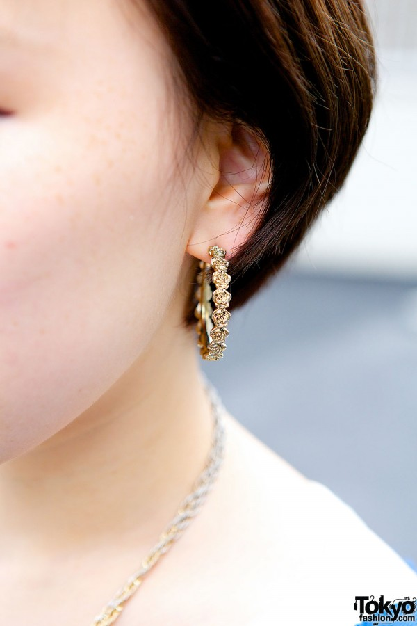ANAP earrings