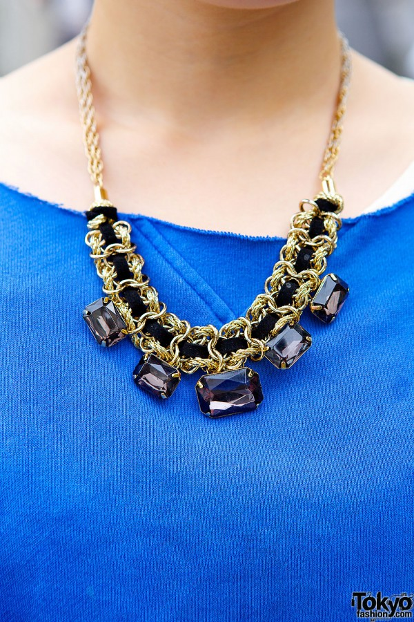ANAP statement necklace