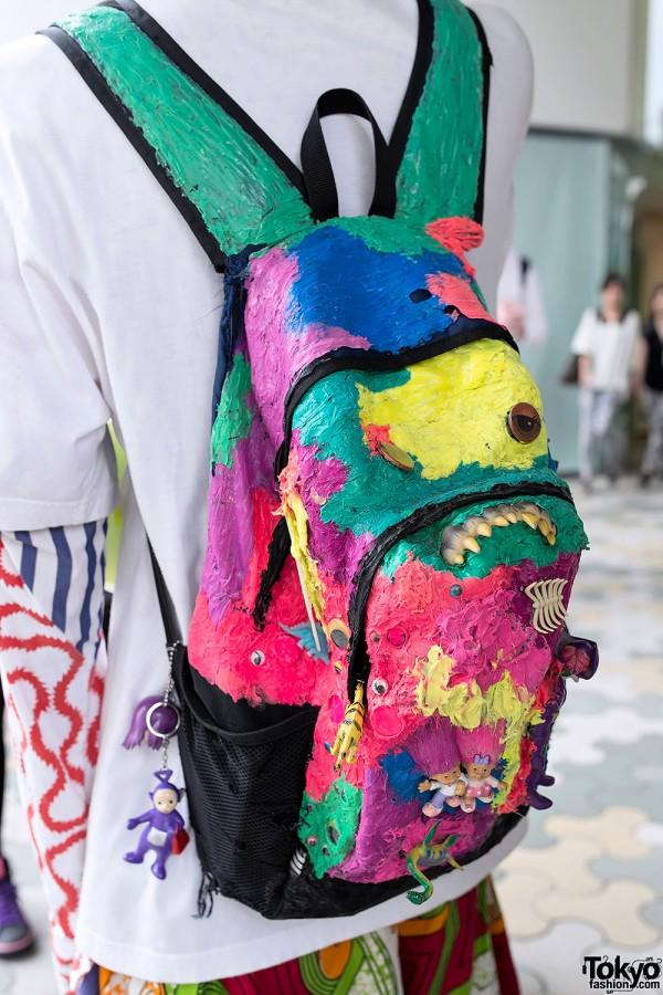 ZAORICK Mochasse Troll Backpack