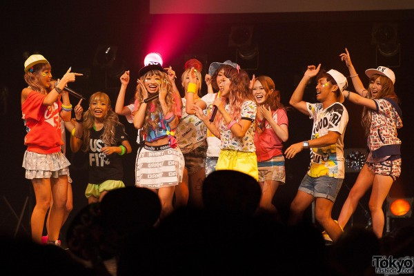 Campus Summit 2013 - Shibuya Gyaru (132)