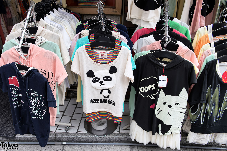 japanese street fashion trends summer 2013