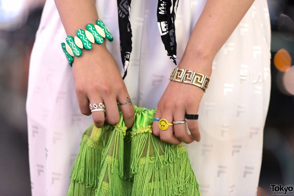 Bubbles Harajuku Bracelets
