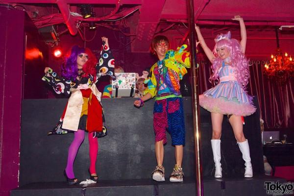 Kimono Fashion Show at Candy Pop Tokyo (3)