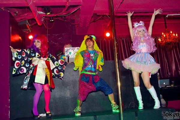 Kimono Fashion Show at Candy Pop Tokyo (4)