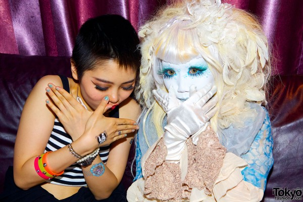 Kimono Fashion Show at Candy Pop Tokyo (6)
