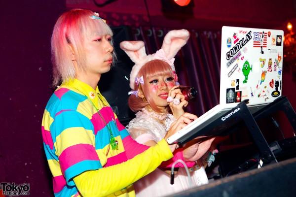 Kimono Fashion Show at Candy Pop Tokyo (7)