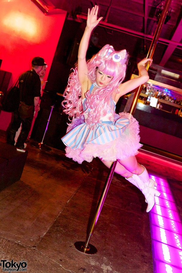 Kimono Fashion Show at Candy Pop Tokyo (13)